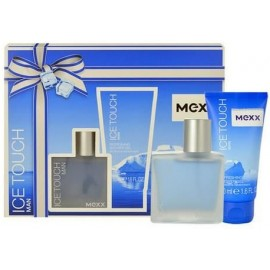 Mexx Ice Touch Man 2014 rinkinys vyrams (30 ml. EDT + 50 ml. dušo gelis)