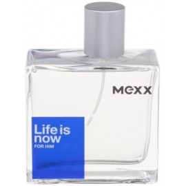 Mexx Life Is Now EDT kvepalai vyrams