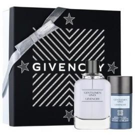 Givenchy Gentlemen Only rinkinys vyrams (100 ml. EDT + dezodorantas)