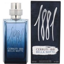 Cerruti 1881 Bella Notte 125 ml. EDT kvepalai vyrams