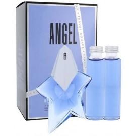Thierry Mugler Angel rinkinys moterims (50 ml. EDP + 2x50 ml. EDP kvepalų papildymas)