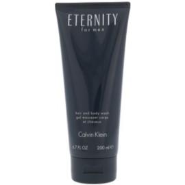 Calvin Klein Eternity dušo želė vyrams 200 ml.