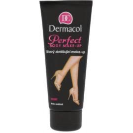 Dermacol Perfect Body Make-Up atspalvį suteikiantis kūno losjonas 100 ml. Desert