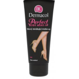 Dermacol Perfect Body Make-Up atspalvį suteikiantis kūno losjonas 100 ml. Tan