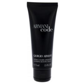 Armani Black Code skutimosi kremas vyrams 75 ml.