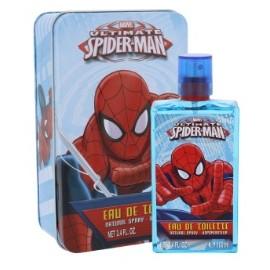 Marvel Ultimate Spiderman rinkinys vaikams (100 ml. EDT + dėžutė)