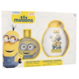 Minions rinkinys vaikams (100 ml. EDT + dušo gelis)
