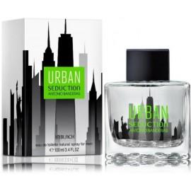 Antonio Banderas Urban Seduction in Black 100 ml. EDT kvepalai vyrams