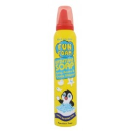 Xpel Fun Foam Bathtime Soap Penguin putos-muilas vaikams 225 ml.