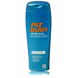 Piz Buin After Sun Soothing Cooling Moisturising losjonas po deginimosi 200 ml.