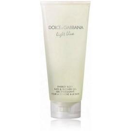 Dolce&Gabbana Light Blue dušo želė moterims 100 ml.
