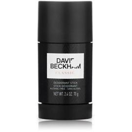 David Beckham Classic pieštukinis dezodorantas vyrams 75 ml.