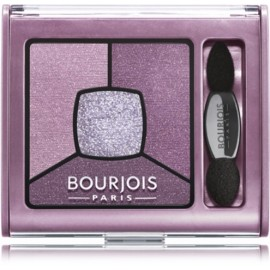 Bourjois Smoky Stories akių vokų šešėliai 07 In Mauve Again