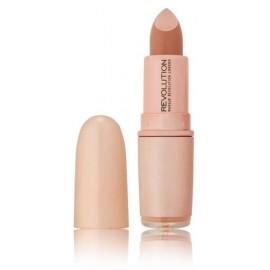 Makeup Revolution Matte Nude matiniai lūpų dažai Wishul 3,2 g.