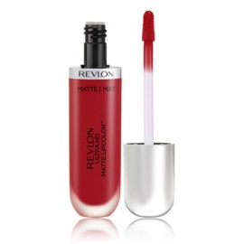 Revlon Ultra HD Matte Lip Colour skysti matiniai lūpų dažai 660 Romance