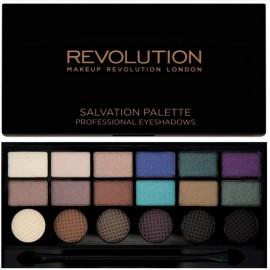 Makeup Revolution Salvation Palette Welcome To The Pleasuredome šešėlių paletė 13 g.