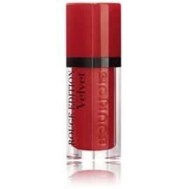 Bourjois Rouge Edition Velvet lūpų dažai 01 Personne Ne Rouge