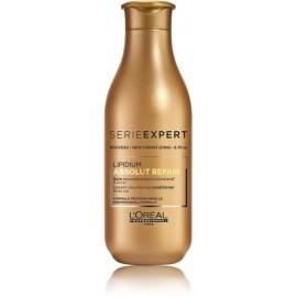 Loreal Professionnel Expert Absolut Repair Lipidium kondicionierius labai pažeistiems plaukams 200 ml.