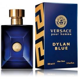 Versace Pour Homme Dylan Blue losjonas po skutimosi vyrams 100 ml.