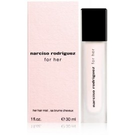 Narciso Rodriguez for Her plaukų dulksna 30 ml.