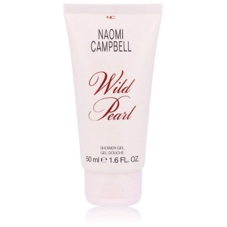Naomi Campbell Wild Pearl dušo gelis moterims 50 ml.