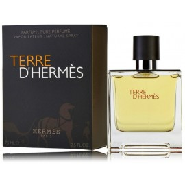 Hermès Terre D'Hermes Parfum 75 ml. kvepalai vyrams
