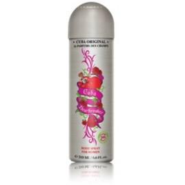 Cuba Heartbreaker purškiamas dezodorantas moterims 200 ml.