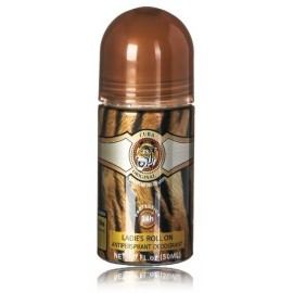 Cuba Jungle Tiger rutulinis dezodorantas moterims 50 ml.
