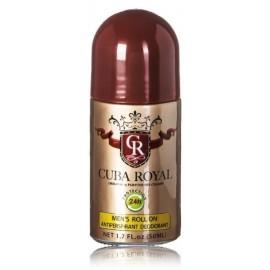 Cuba Royal rutulinis dezodorantas vyrams 50 ml.