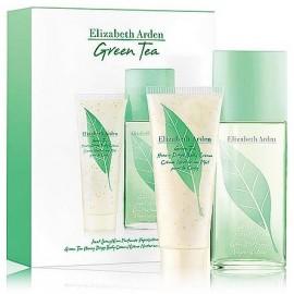 Elizabeth Arden Green Tea rinkinys moterims (100 ml. EDP + 100 ml. kūno losjonas)