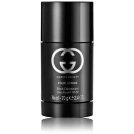 Gucci Guilty pour Homme pieštukinis dezodorantas vyrams 75 ml.