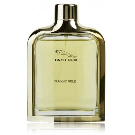 Jaguar Classic Gold 100 ml. EDT kvepalai vyrams Testeris