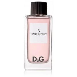 Dolce & Gabbana 3 L'Imperatrice 100 ml. EDT kvepalai moterims Testeris