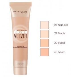 Maybelline Dream Velvet Soft-Matte makiažo pagrindas