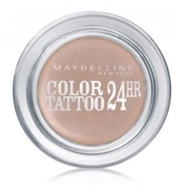 Maybelline Eye Studio Color Tattoo akių šešėliai 98 Creamy Beige