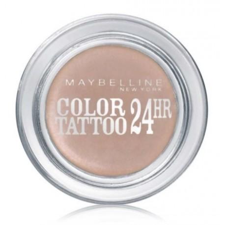 Maybelline Eye Studio Color Tattoo akių šešėliai 98 Creamy Beige