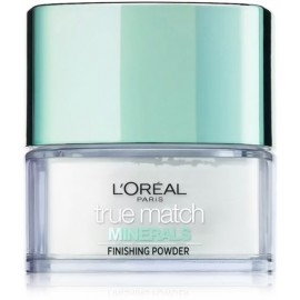Loreal True Match Minerals Finishing Powder biri pudra makiažo užbaigimui
