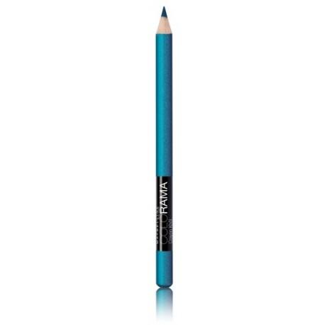 Maybelline Colorama Crayon Khol akių pieštukas 210 Turquois Flash