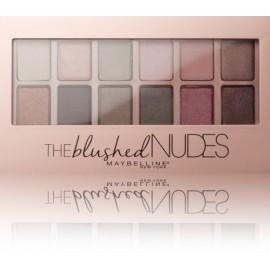 Maybelline The Blushed Nudes akių šešėlių paletė