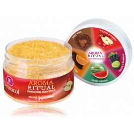 Dermacol Aroma Ritual Body Scrub Apple & Cinnamon kūno šveitiklis 200 g.