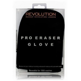 Makeup Revolution Pro Makeup Eraser Glove pirštinė makiažo valymui