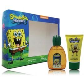 SpongeBob Squarepants SpongeBob rinkinys vaikams (50 ml. EDT + gelis)