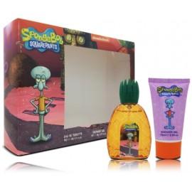 SpongeBob Squarepants Squidward rinkinys vaikams (50 ml. EDT + gelis)