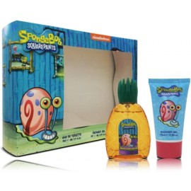 SpongeBob Squarepants Gary rinkinys vaikams (50 ml. EDT + gelis)