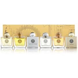 Amouage Classic Collection miniatiūrų rinkinys moterims 6x7,5 ml.