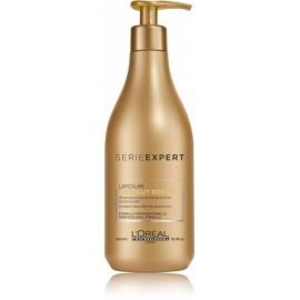 Loreal Professionnel Expert Absolut Repair Lipidium šampūnas labai pažeistiems plaukams 500 ml.