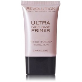 Makeup Revolution Ultra Face Base Primer makiažo bazė 25 ml.