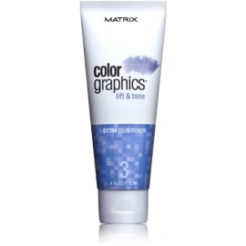 Matrix Color Graphics Lift & Tone Cool Toner šalto tono tonuojamoji priemonė 118 ml.