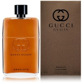 Gucci Guilty Absolute Pour Homme losjonas po skutimosi vyrams 90 ml.