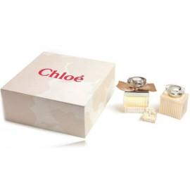 Chloe Chloe rinkinys moterims (75 ml. EDP +  5 ml. EDP + losjonas)